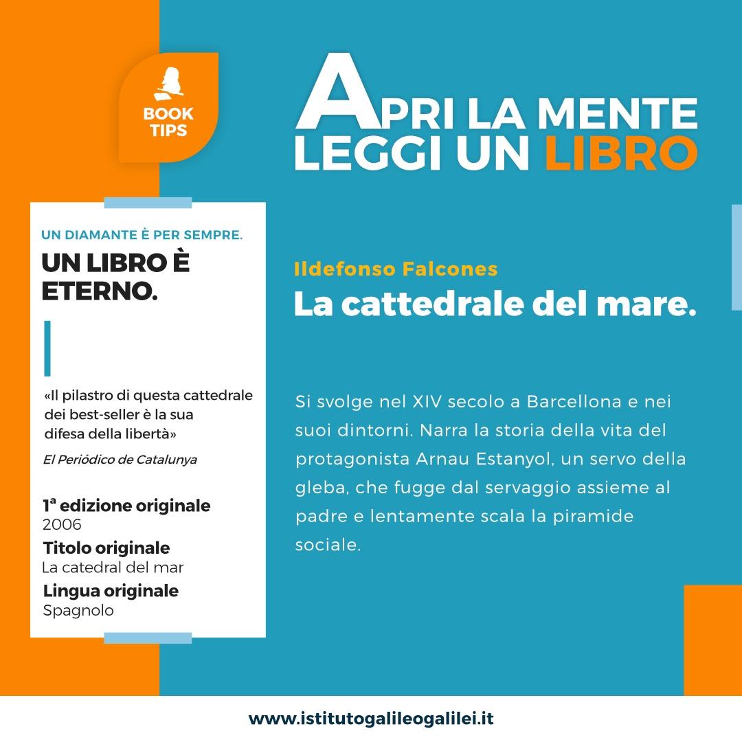 ISTITUTO GALILEI TORINO LA CATTEDRALE DEL MARE